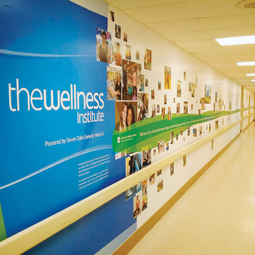 Winnipeg Signage - Wellness Institute